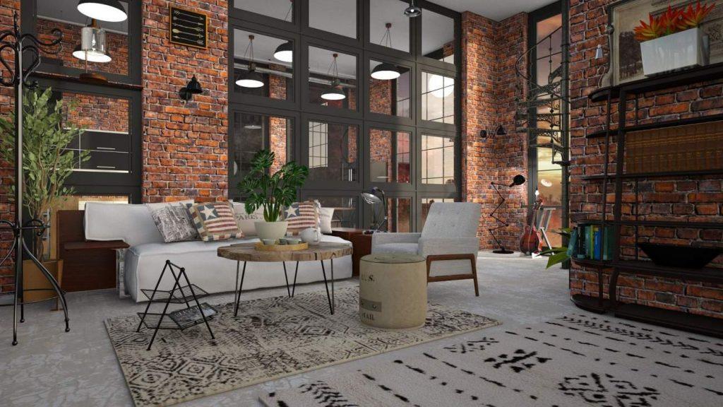 5 pomysłów na wykorzystanie szkła transparentnego w mieszkaniu