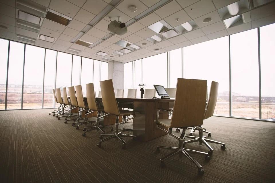 5 powodów, dlaczego szklane ściany w biurze są lepsze od tych klasycznych